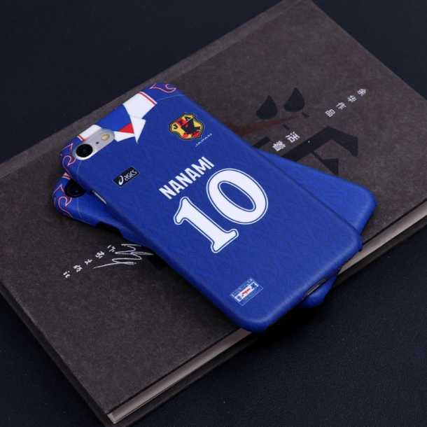 98 years Japan team flame jersey iphone7 8 XSMAX XR 6s plus phone case