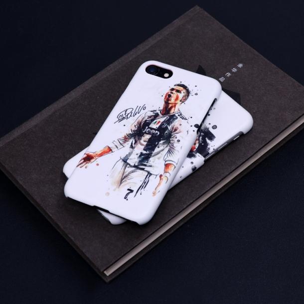 Juve C Roger graffiti mobile phone case Ronaldo Dibala