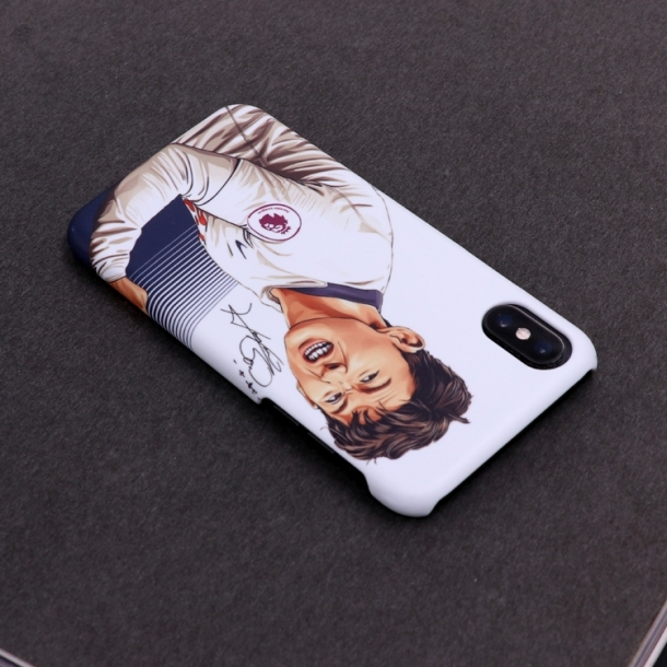 Tottenham Hotspur Sun Xingyi illustration phone case