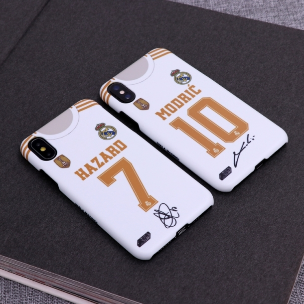 2019-20 Year Real Madrid home football phone cases