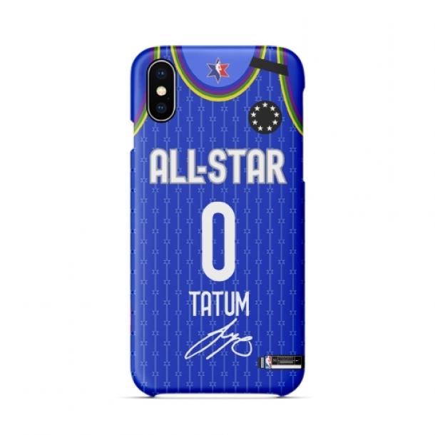 2020 Jayson Tatum&Kemba Walke jersey phone case