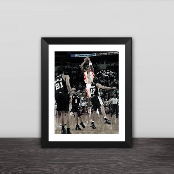 Kobe James Curry Maddy Jordan new art painting wood set wall hanging wall custom photo frame creative gift
