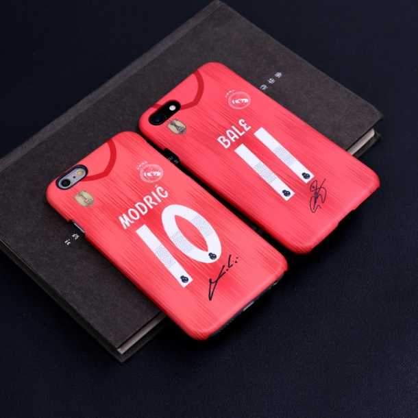 2018-2019 Real Madrid jersey Benz Benzema mobile phone case