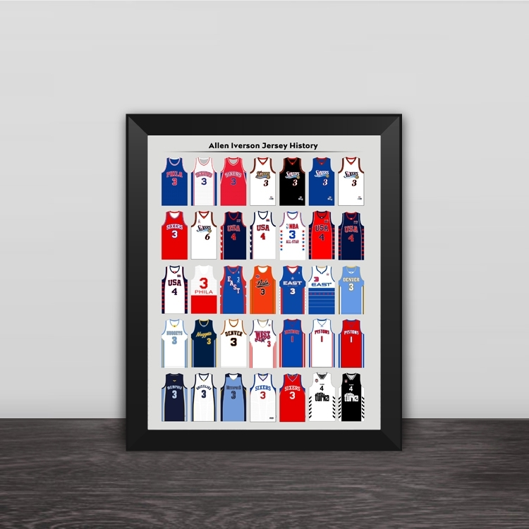 Arenas jersey photo frame