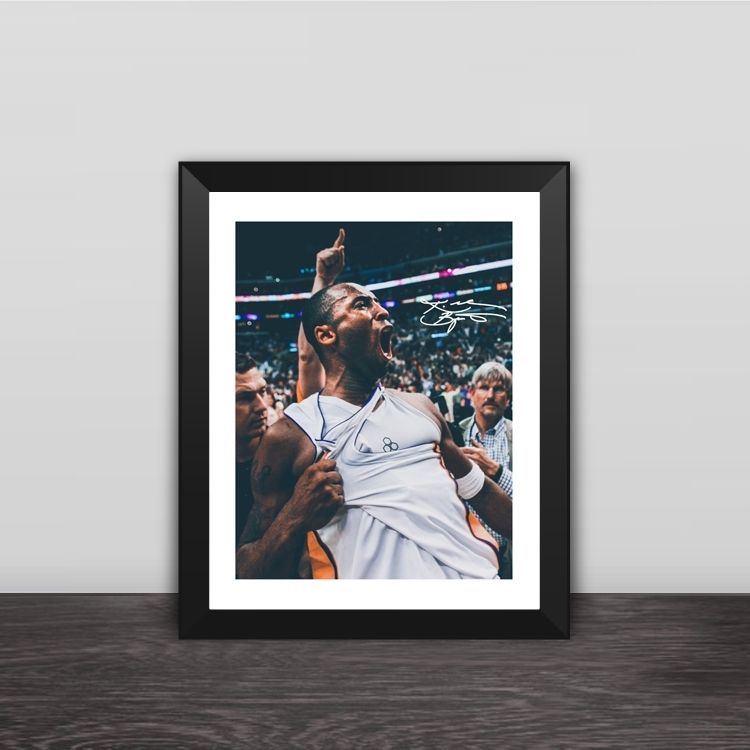 2014 Spurs Champion Family Portrait Wood Photo Frame