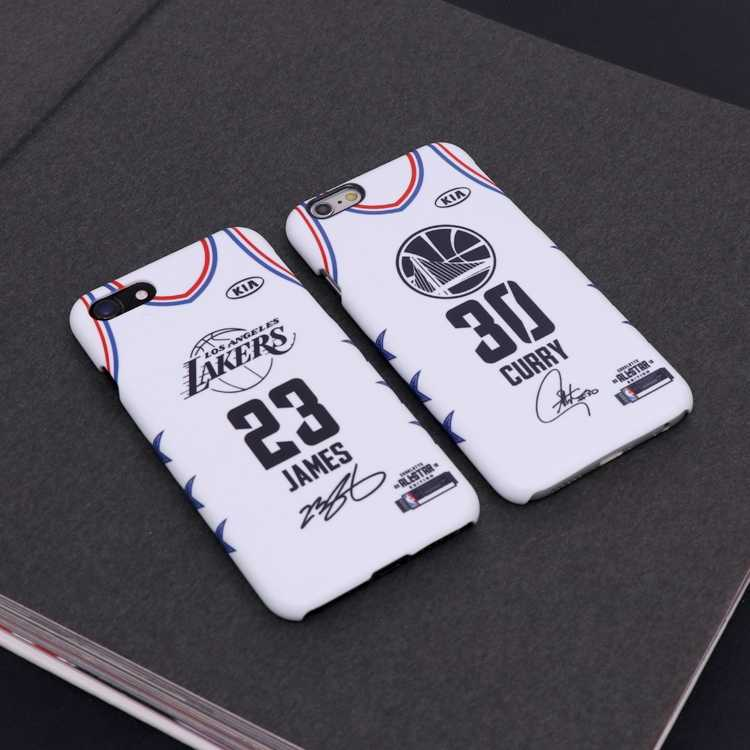 Los Angeles Clippers home white jersey mobile phone case Paul Griffin