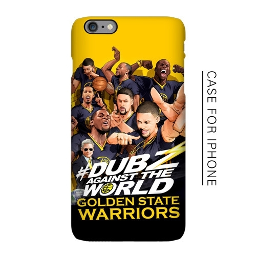 Warrior City jersey scrub phone case Curry Durant