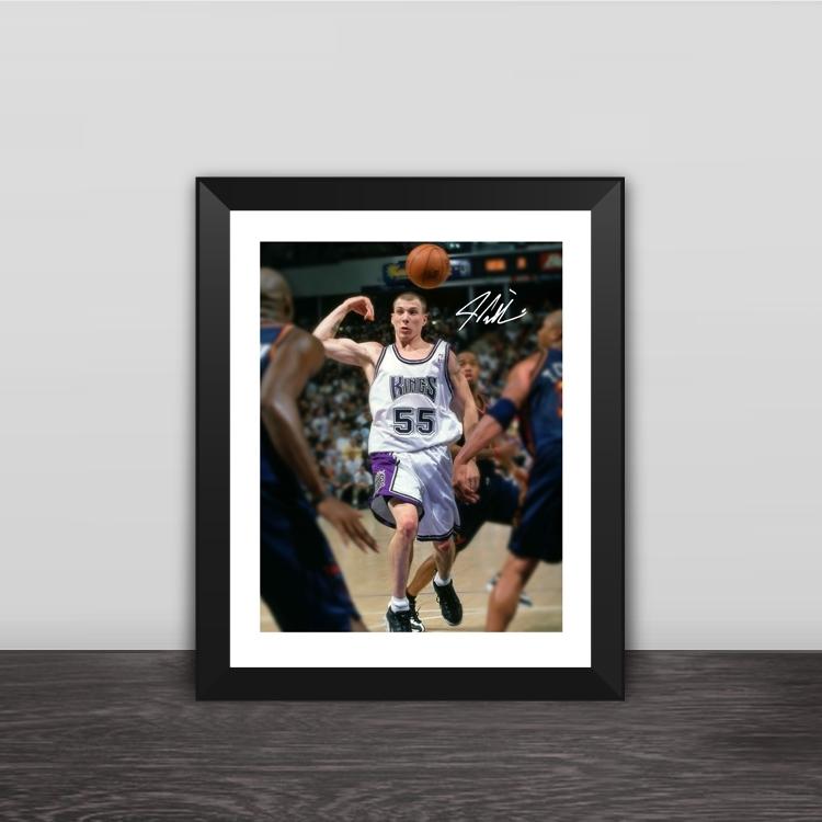 Jordan vs Tough Guys photo frame