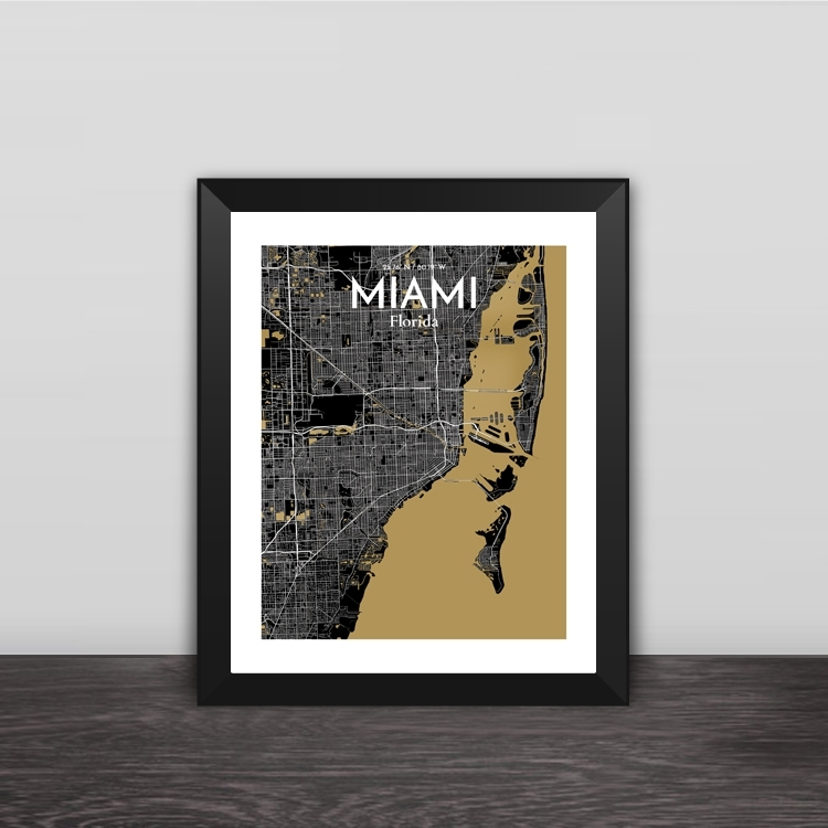 San Antonio map line drawing art illustration solid wood decorative photo frame photo wall