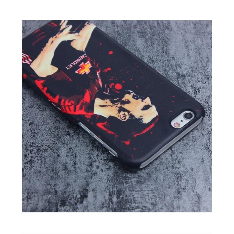 Roman prince legend Totti illustration matte phone case