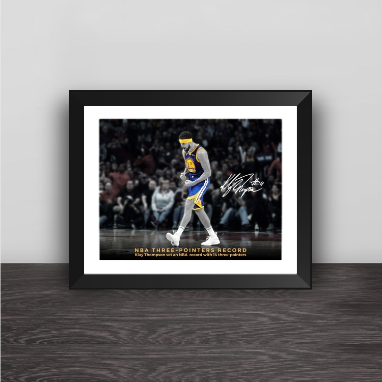 Dwyane Wade jersey photo frame