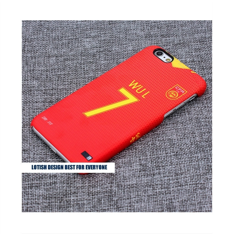 17-18 season Real Madrid jersey signature iphone7 8 X 6plus cases