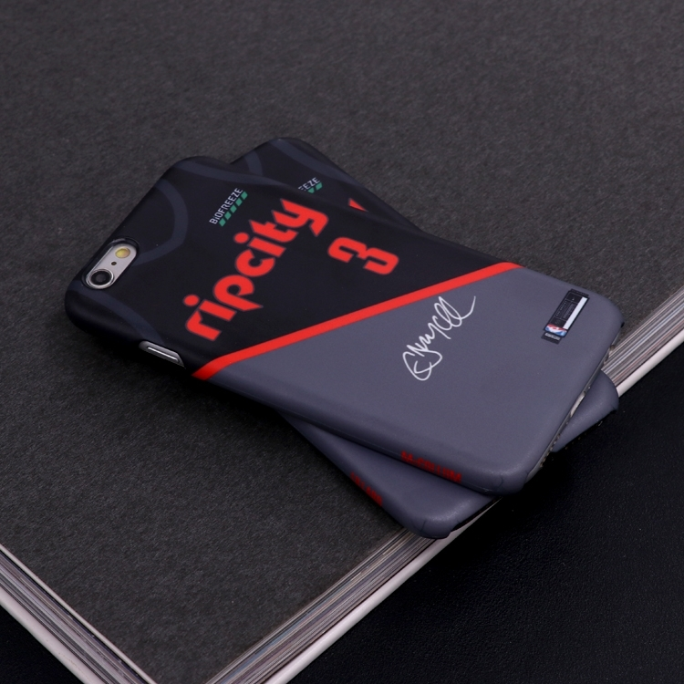 Raptor Carter jersey phone case