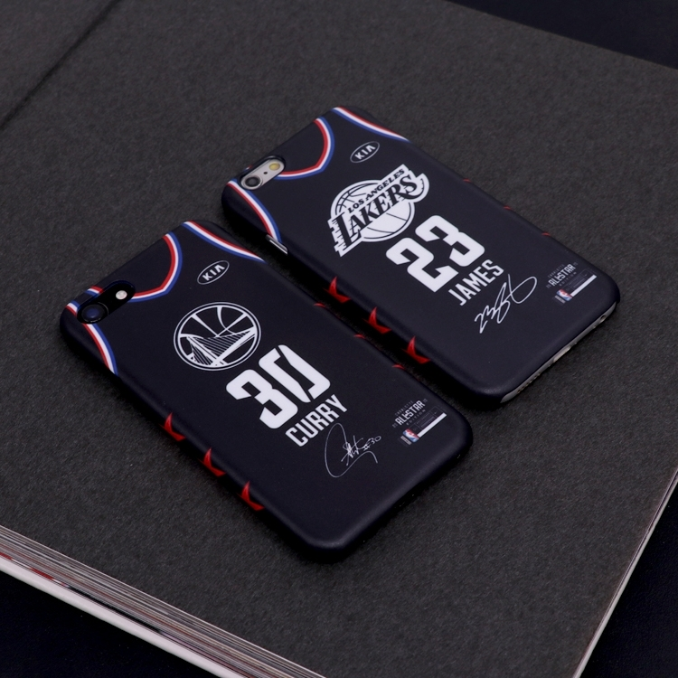 James Facebook Design Matte 3D Mobile Cases Kobe Paul Anthony