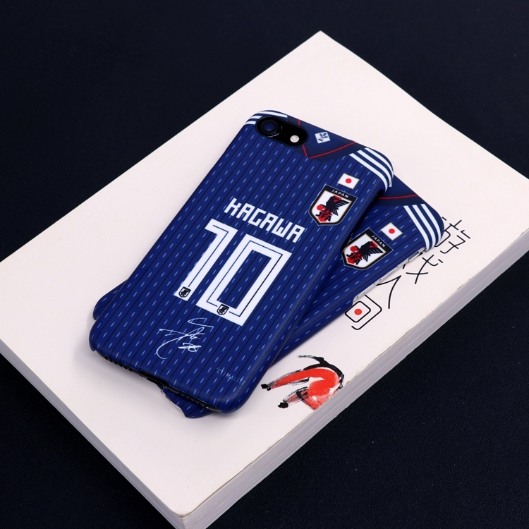 2018 World Cup Belgium home jersey phone case