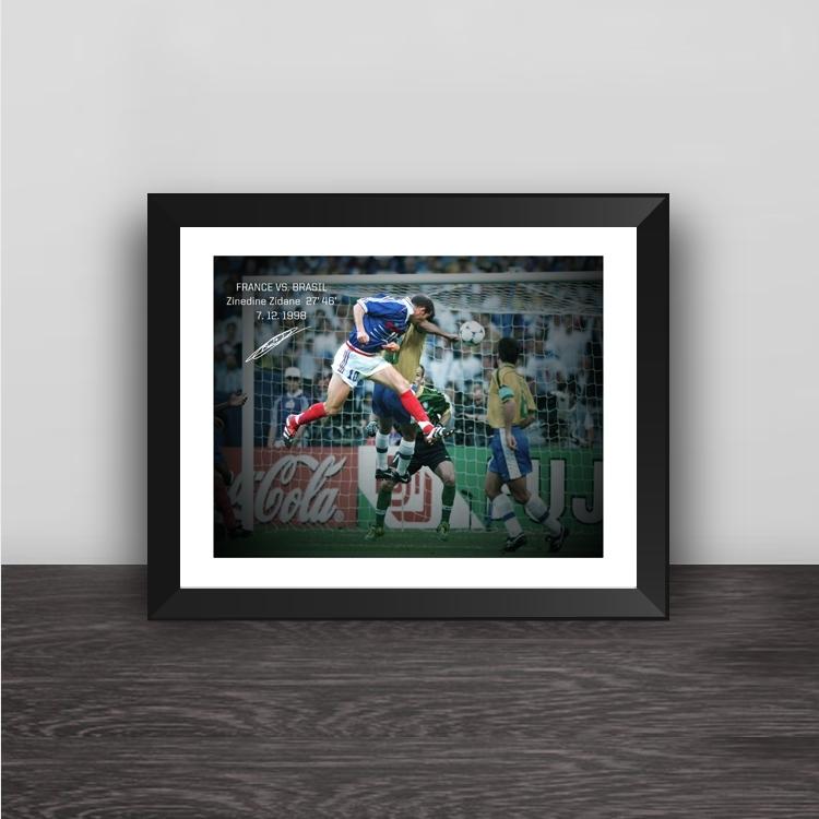 AC Milan 2007 Champions League champion team signature solid wood decorative photo frame photo wall