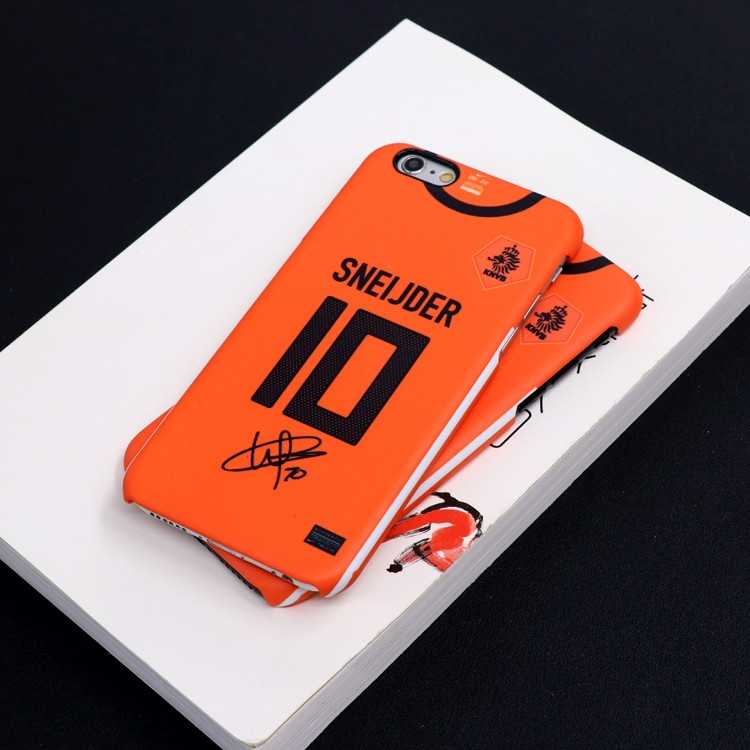 2017-18 Madrid home jersey phone case