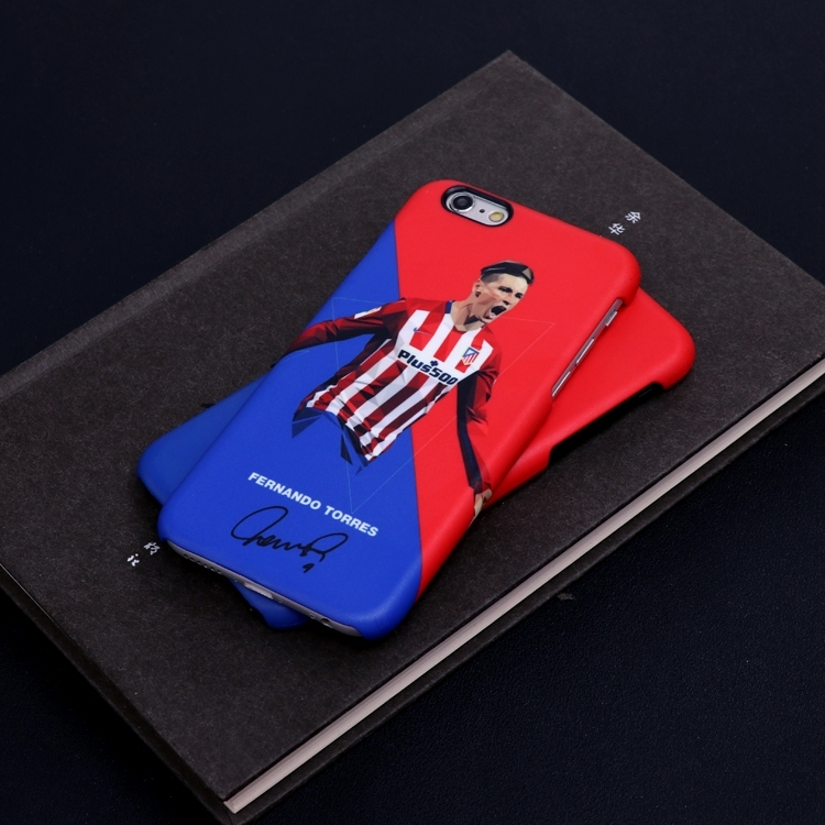 Atletico Madrid Torres European Union champion farewell section solid wood decorative photo frame photo wall