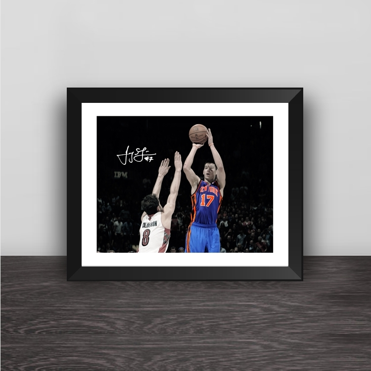 James Jersey photo frame