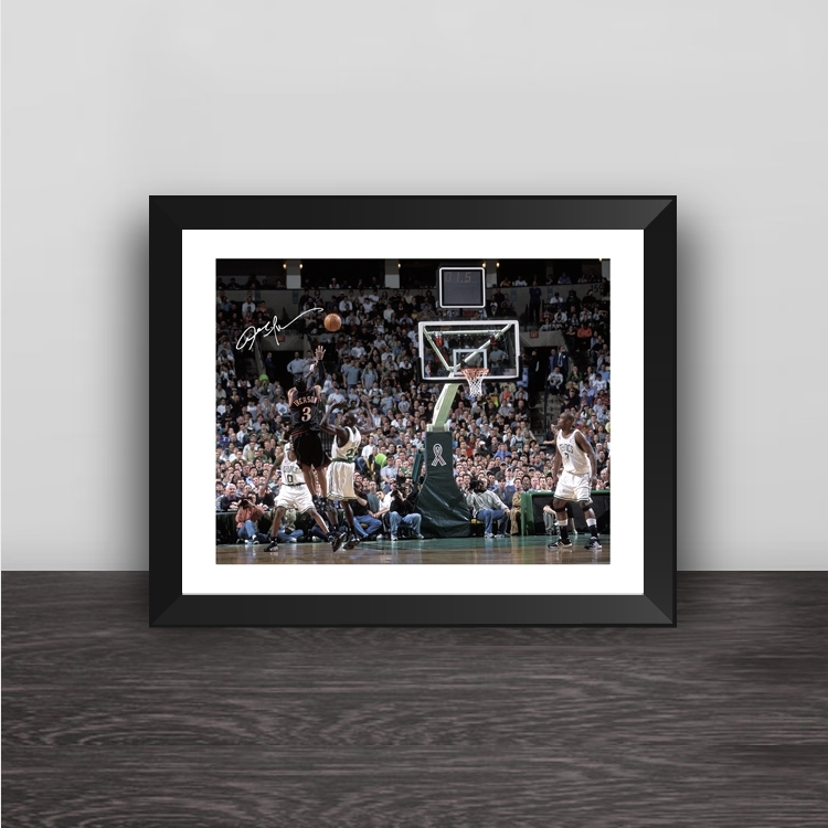 Lakers James jersey classic poster photo frame basketball fans ornaments Lakers fans commemorative gifts
