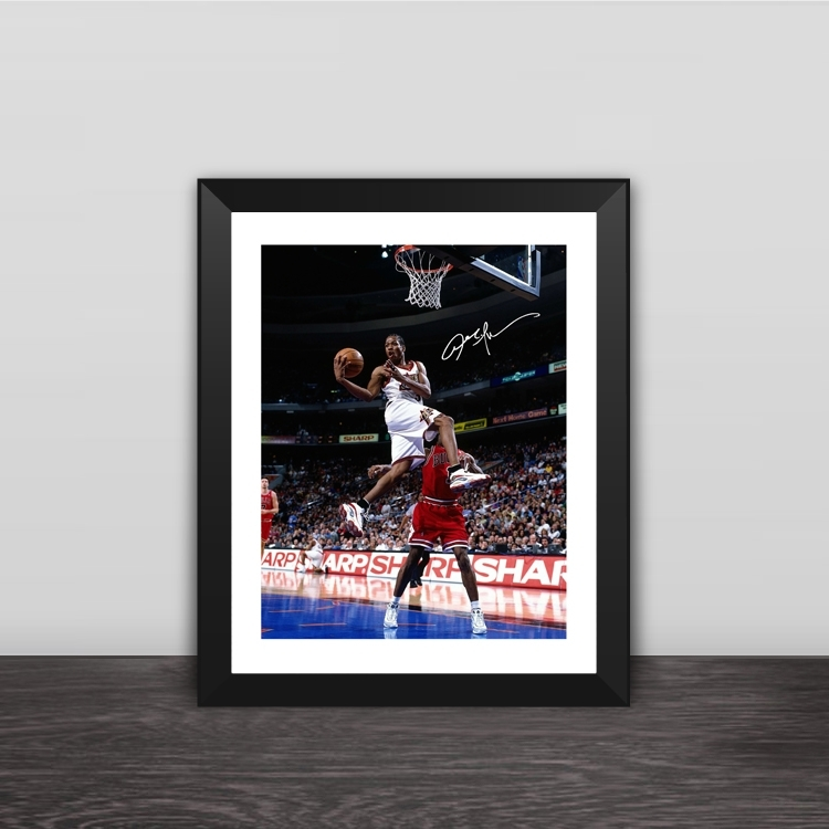 Rockets Harden Record Night Solid Wood Home Mural Decoration Photo Frame Photo Wall Table Pendulum Frame Fan Gifts