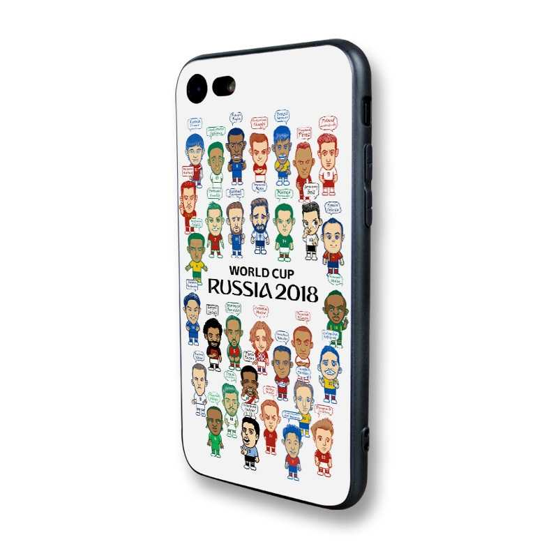 Nick Young Classic Question Mark Emoticon Pack Jordan Scrub Phone Case