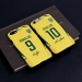 2002 World Cup Brazil Ronaldinho jersey mobile phone case Ronaldo