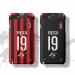 2019 AC Milan jerseys matte phone cases Pianteke