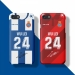 2019 Spanish Wu Lei jerseys matte phone case