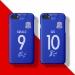 2019 China Shanghai Shenhua jersey mobile phone cases Moreno Ihalo