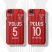2019 Japan Puhe Red Diamond Jersey Mobile Cases
