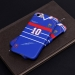 1998 French team jersey mobile phone cases Zidane Henry
