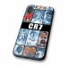C Romé Messi Mobile Shell Raul Ronaldinho Scrub Silicone Soft cases
