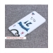 KG Garnett Timber Wolf White Vintage Jersey Scrub Phone Case