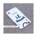 KG Garnett Timber Wolf White Vintage Jersey Scrub Phone Case