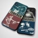 Federer Djokovic Nadal Tennis Themed Phone Case