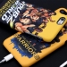 Golden State Warrior Illustrator Scrub Mobile phone case Curry Durant