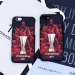 Red Devils Europa League champion frosted mobile phone cases