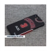 Chicago Bulls away black jersey phone case