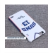 Phoenix Sun Nash home white jersey scrub phone case