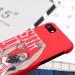 Harden celebrates action illustration frosted phone case