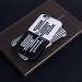 Juventus black and white theme matte phone case