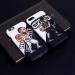 Spurs Manu Gino Billy Duncan Cartoon Scrub Phone Case