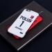 2018 Puhe Red Diamond Jersey phone cases