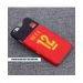 Chinese women's volleyball jersey red and black color team phone case Zhu Ting Hui Ruoqi