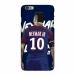 Paris Saint-Germain Neymar back image illustration matte phone case