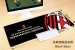 AC Milan honor team emblem oversized mouse pad Office keyboard pad table mat