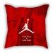 Slam Dunk Sakuragi Flower Path Sketch Sofa Cotton Hemp Texture Pillow Car Pillow
