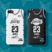 2019 All-Star Lakers James Jersey phone case