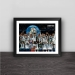 Real Madrid 12 crown team signature photo frame photo wall